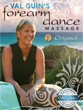 Val Guin's Forearm Dance Massage -  ORIGINAL Program