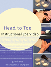 HEAD TO TOE - Instructional Spa Video