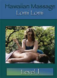 Hawaiian Massage Lomi Lomi Level 1