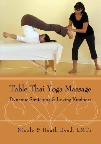 Table Thai Yoga Massage