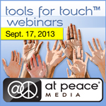 Tools for Touch™ CE Webinar September 17, 2013