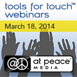 Tools for Touch CE Webinar March 18, 2014